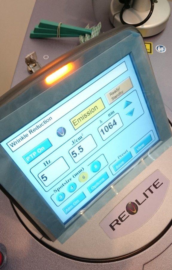 RevLite Pigment Laser