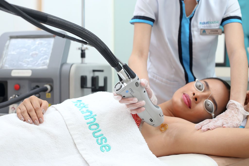 Laser Hair Removal - Diode and Gentlemax Pro   Skin House ...